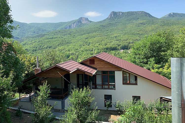 Аренда дома в горах Крыма